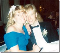 Rob & Michelle Prom