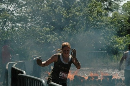 India and Warrior Dash-Maddie 279
