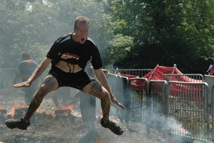 India and Warrior Dash-Maddie 288